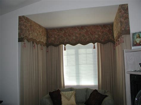 window treatment box cornice boxes eclectic window treatments san diego