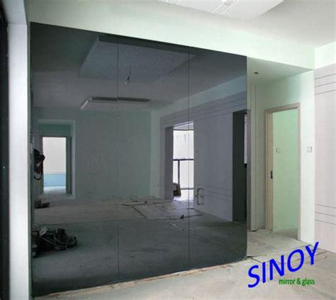Cermin Grey 4mm grey tinted mirror glass grey mirror for