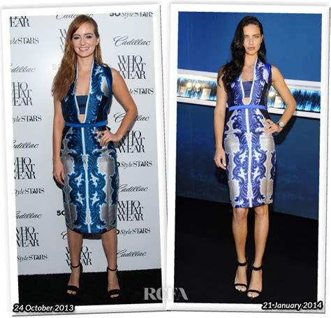 Who Wore Better Carpet Style Awards 2 by Who Wore Bibhu Mohapatra Better Ahna O Reilly Or