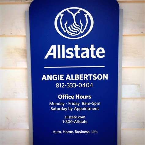 allstate car insurance  bloomington  angie albertson