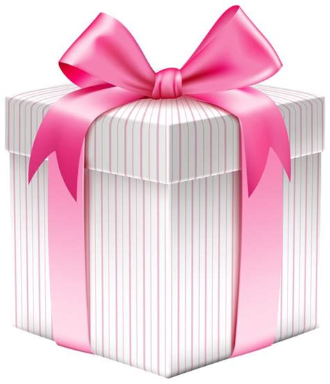 pink gifts colorful present cliparts free clip free