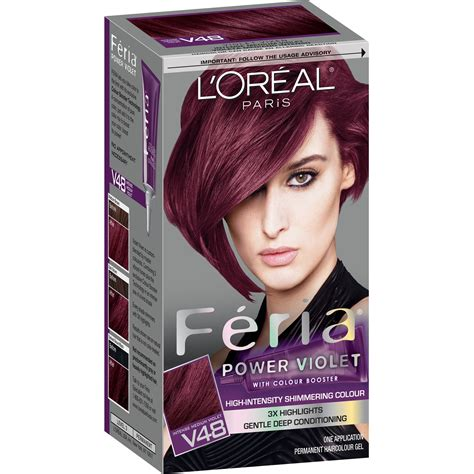 how to find the right loreal feria hair color ehow red hair dye walmart com