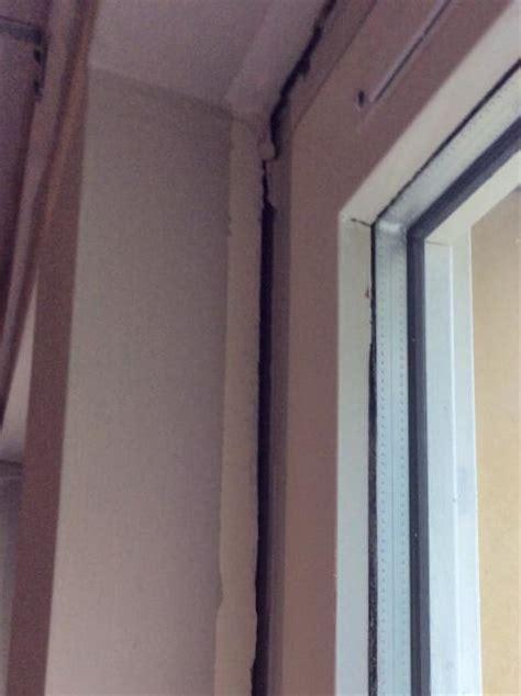 cracksgaps  internal window frames doityourself
