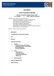 operation template operations meeting agenda template best agenda templates