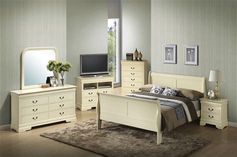 beige bedroom furniture glory furniture g3175 5 piece bedroom set in beige