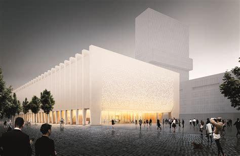 Top Architecture Firms by Galeria De Cukrowicz Nachbaur Architekte Vence Concurso Para Sala De Concertos Em Munique 30
