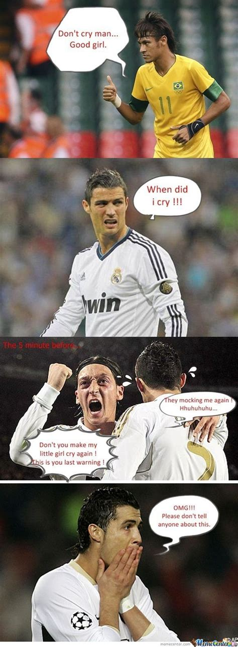 Ronaldo Crying Meme - c ronaldo crying by remix101 meme center