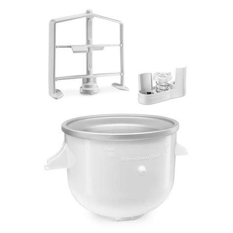 KitchenAid Stand Mixer Attachment, Ice Cream Maker   L & M