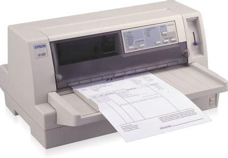Printer Epson Lq 680 Pro epson lq 680 epson