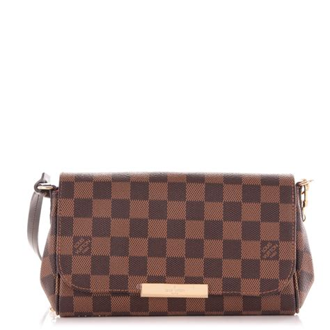 Lv Favorite Pm Ebene louis vuitton damier ebene favorite pm 176872