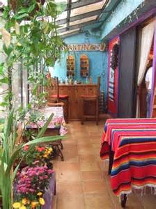 mexican patio decor best 25 mexican patio ideas on style