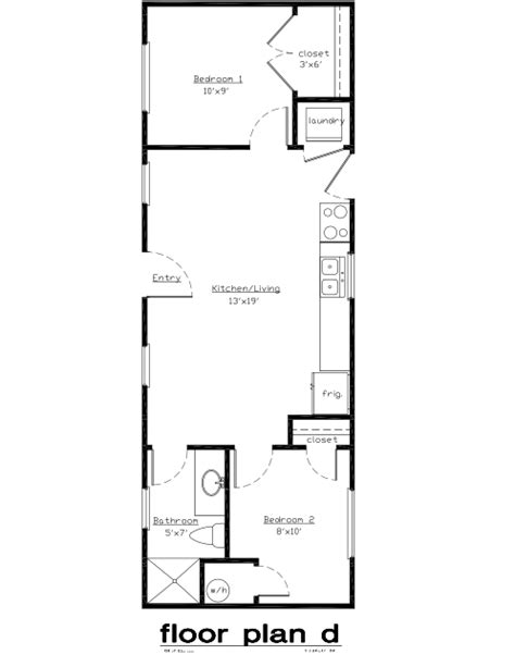14 x 40 floor plans with loft bear lake series model 102 floor plan white tail 2 images frompo