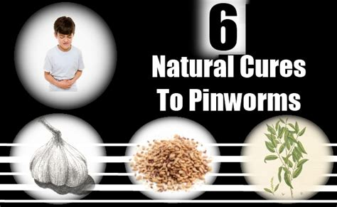 best and effective ways to cure pinworms naturally