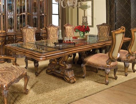 large dining room table sets to keep your big family