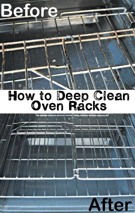 How To Get Oven Racks Clean by 17 Best Ideas About Clean Oven On Oven