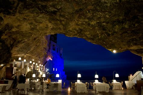 grotta palazzese hotel grotta palazzese hotel restaurant the restaurant in the world luxervind