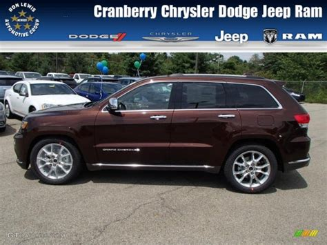 jeep grand cherokee brown 2014 deep auburn pearl jeep grand cherokee summit 4x4