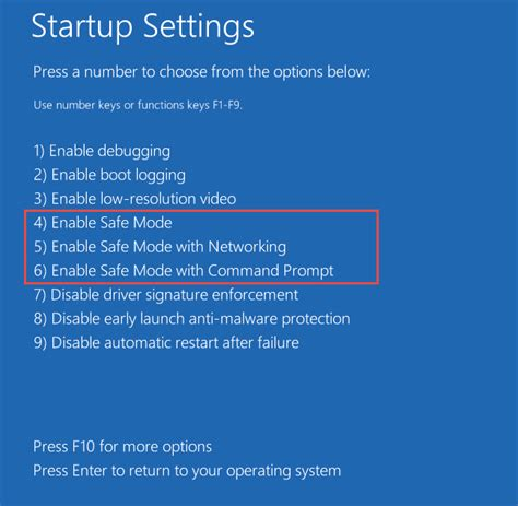 windows 7 reset password in safe mode 7 ways to boot into safe mode in windows 10 digital citizen