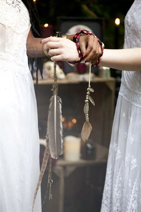 1000 ideas about witch wedding on handfasting