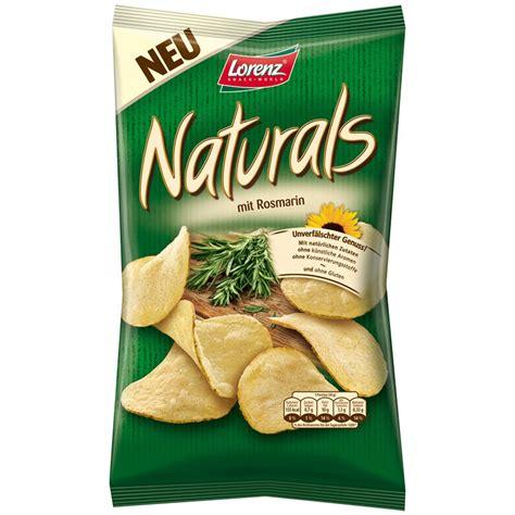 Lorenz Chips lorenz naturals rosmarin chips 110g 12 beutel knabberartikel chips lorenz chips