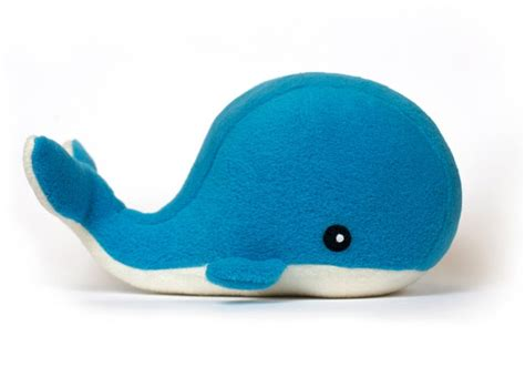 etsy whale pattern pdf sewing pattern whale plush toy softie