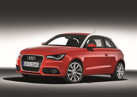 Audi A1 Rot by The New Audi A1 Misano Front View Eurocar News