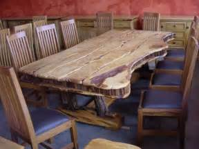 log dining room table log dining room sets house design ideas