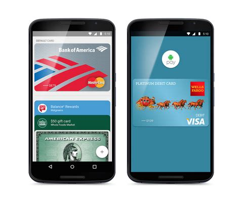 android pay officially launches new nfc payment service android pay extremetech