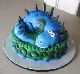 custom cakes by julie dinosaur cake