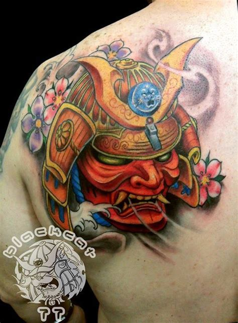 tattoo japanese samurai mask 80 best samurai tattoo images on pinterest japan tattoo