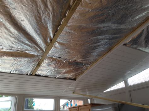 Insulated Ceilings by Details For All Seasons Insulated Conservatories Ltd In