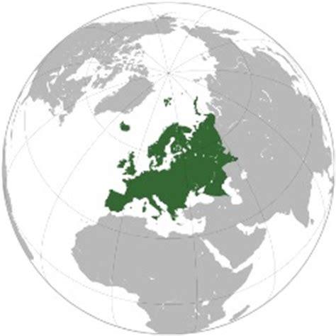 europe globe map europe five languages