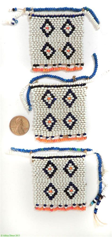 Letter In Xhosa 3 Xhosa Beaded Letters White Blue And Orange South Type Of Object Beadwork Country