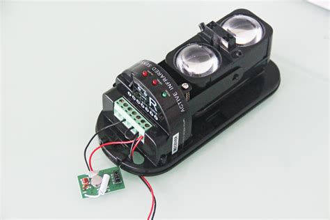 Beam Photoelectric Sensor By Isee diy how to make the wireless photoelectric beam sensors
