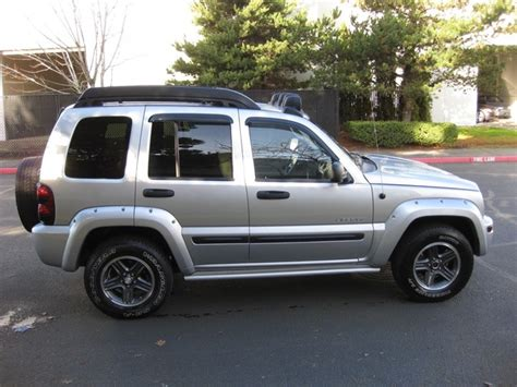jeep renegade 2004 2004 jeep liberty renegade