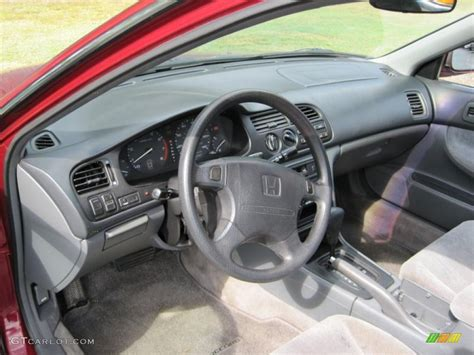 1994 Honda Accord Interior by Gray Interior 1994 Honda Accord Ex Sedan Photo 38907986