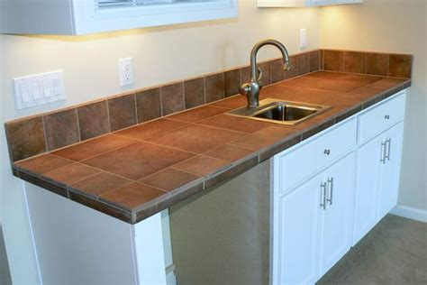 Best Tile For Kitchen Countertop by Sandy S Decorating Corner Affordable Kitchen Updates