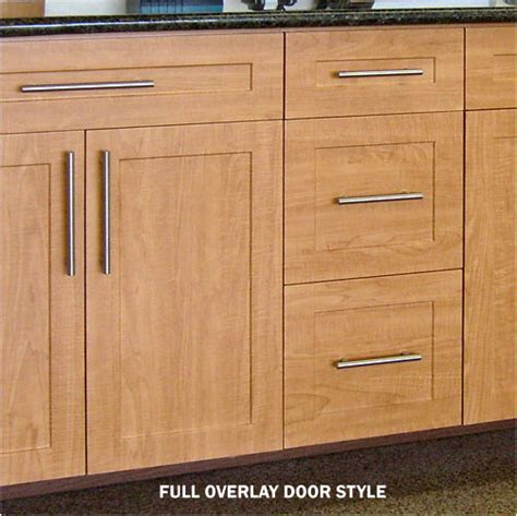 Cabinet Overlay Options by Overlay Door The Overlay Door Is Commonly Use On