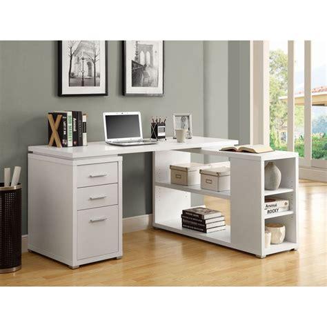 corner desk overstock 1000 ideas about melamine cabinets on oak