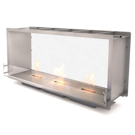 Firebox Fireplace Insert by Ecosmart Firebox 1800db Modern Ventless Fireplace