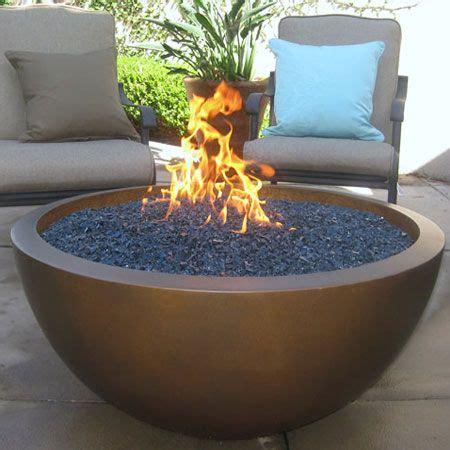 Gaslight Firepit Bowls And Bowls On