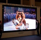 Image result for World's Largest Flat screen TV. Size: 161 x 129. Source: moneyexpertsteam.blogspot.com