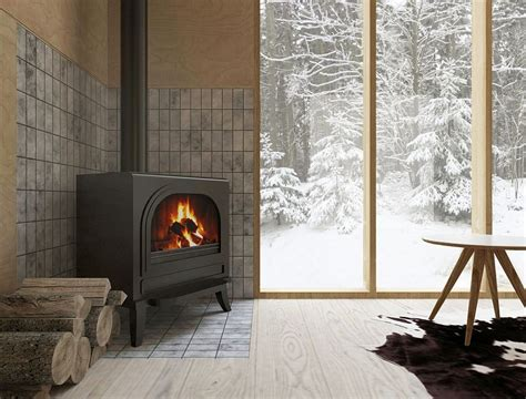 modern minimalism meets wooden warmth  small winter retreat