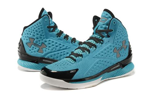 green armour basketball shoes genuine armour curry one custom jade green