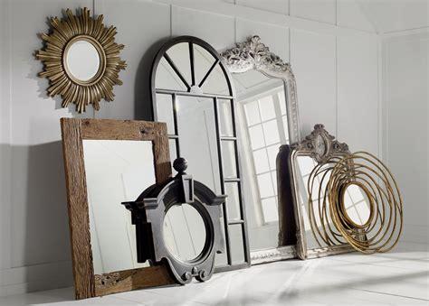 aged white luxe floor mirror mirrors ethan allen