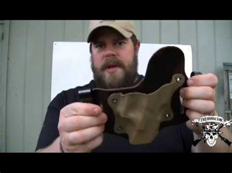 most comfortable concealed carry most comfortable ccw holster from aegis armory