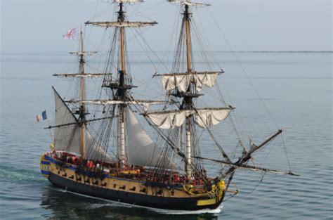 hermione bateau photos embarquez sur l quot hermione quot arriv 233 e ce lundi 224