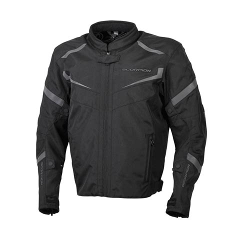 mens textile motorcycle jacket scorpion phalanx textile mens motorcycle jacket black ebay