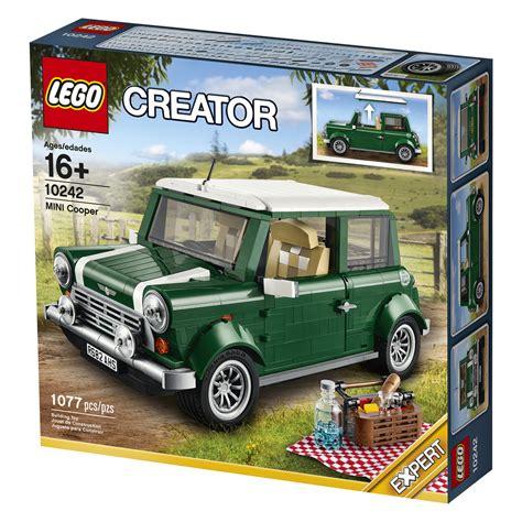 Lego 10242 Mini Cooper Hijau 10242 lego creator expert mini cooper l annonce officielle hoth bricks