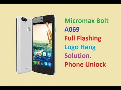 micromax bolt a35 pattern unlock software free download micromax bolt a069 full flashing hard reset logo hang